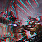 Star wars Conversion 3D