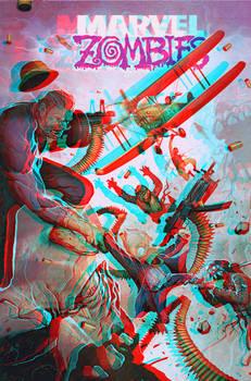 Marvel Zombies Conversion 3D