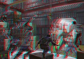 Metamor City By R Tan Conversion 3D