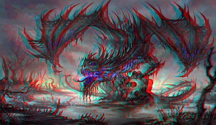 Black Dragon Conversion 3D