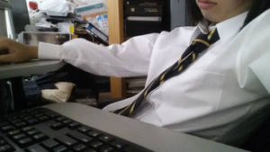 Waver at the Office 2