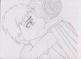 Shirou and Saber Hug by thundercat287