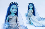 Emily from Corpse Bride (Living Dead Dolls custom)