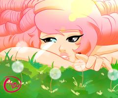 Rose Quartz by AzureNika