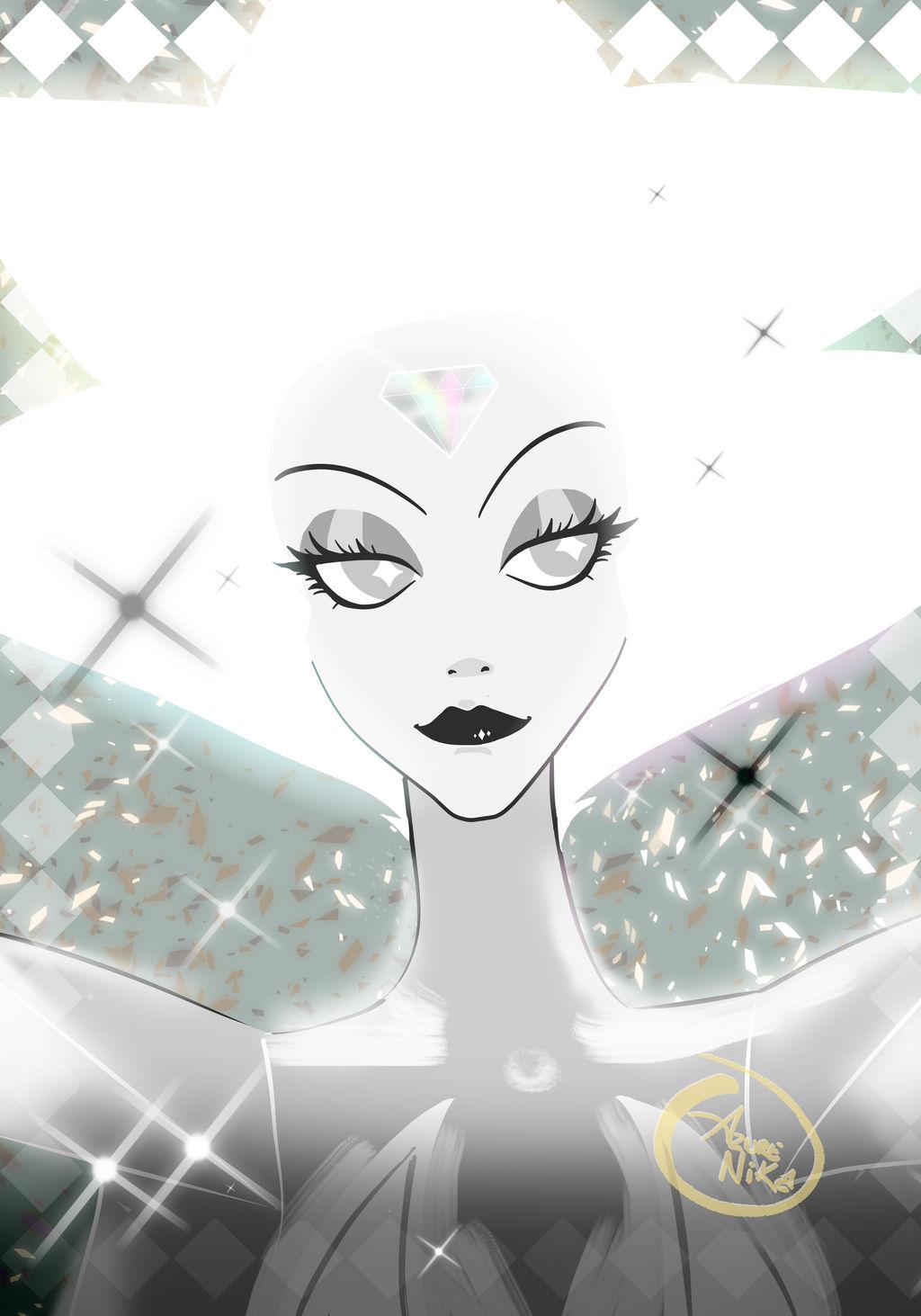 Starlight White by AzureNika