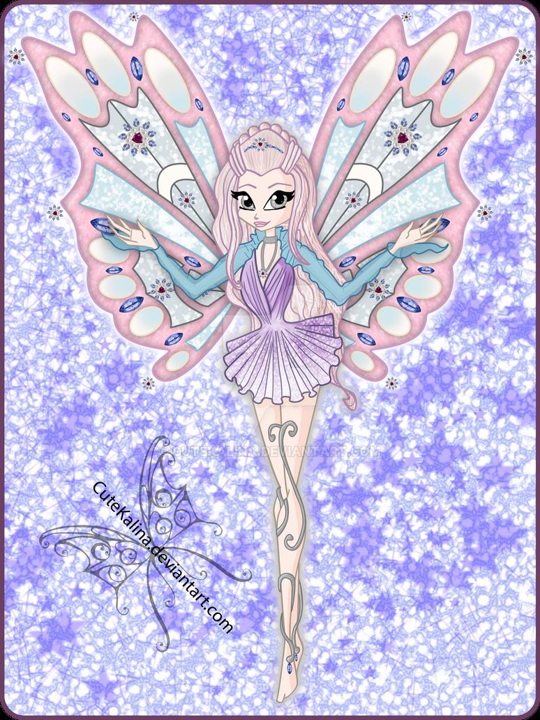Lyrisethia Enchantix Card by CuteKalina