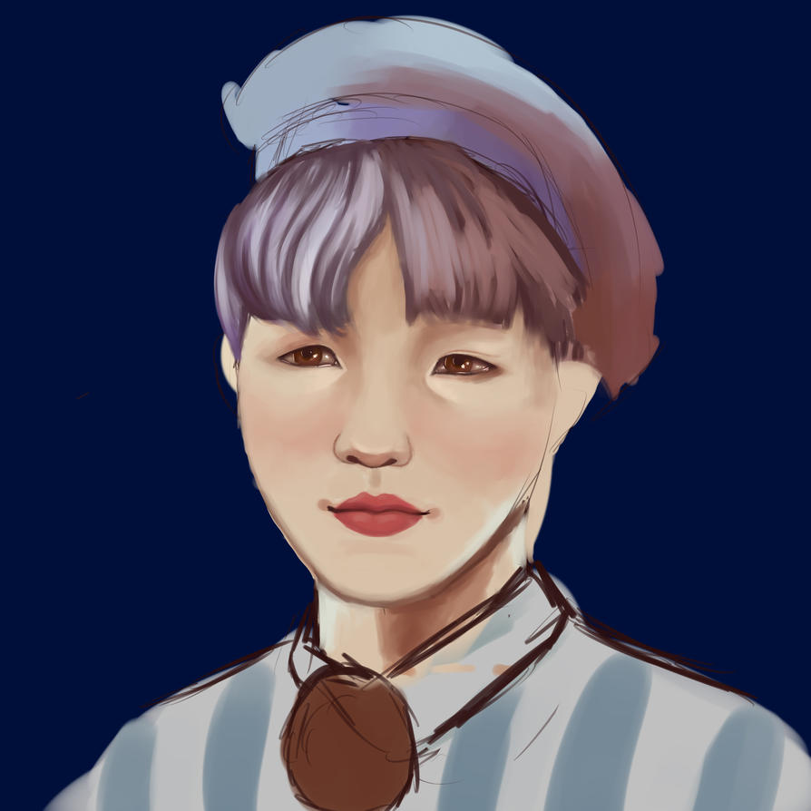 Wip Yoongi by ShockedBerry