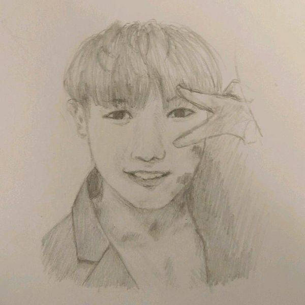 Wonho  by ShockedBerry