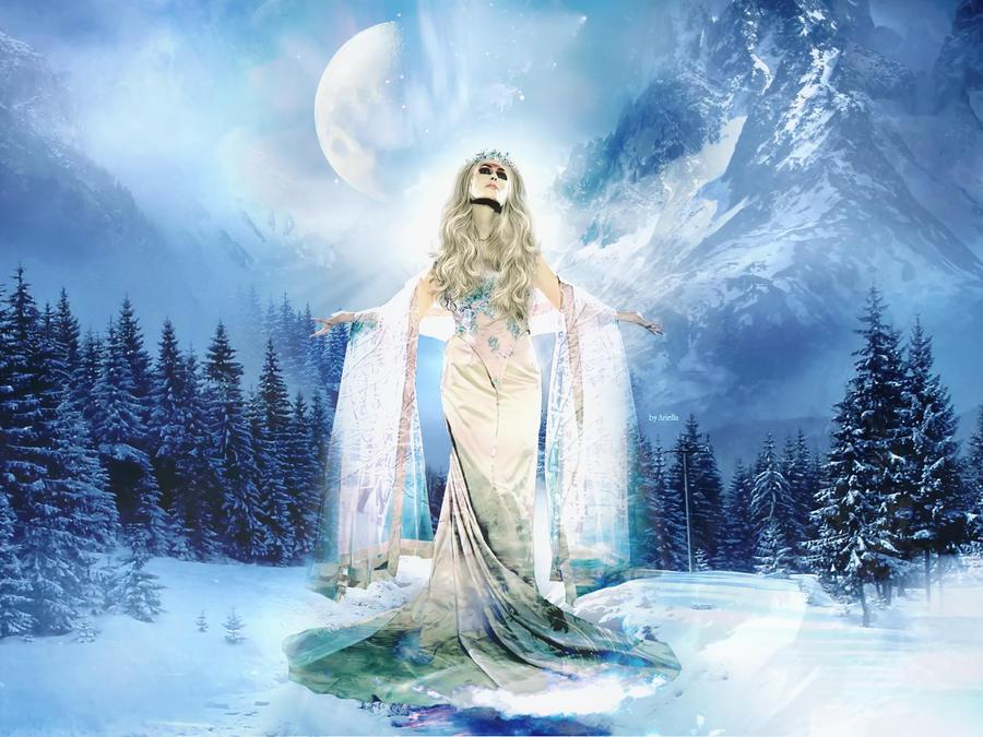 Fantasy Ice Queen