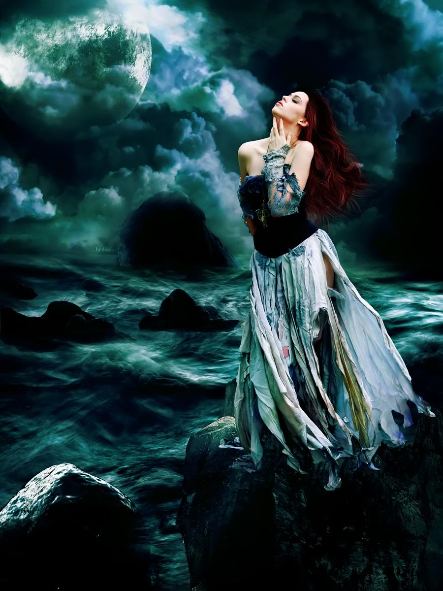 Iluzija bljeska-Mirjana Vujicic - Page 6 Under_the_storming_moon_by_ariella222-d4kg8mq