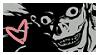 Ryuk Fan Stamp by four-eyed-samurai