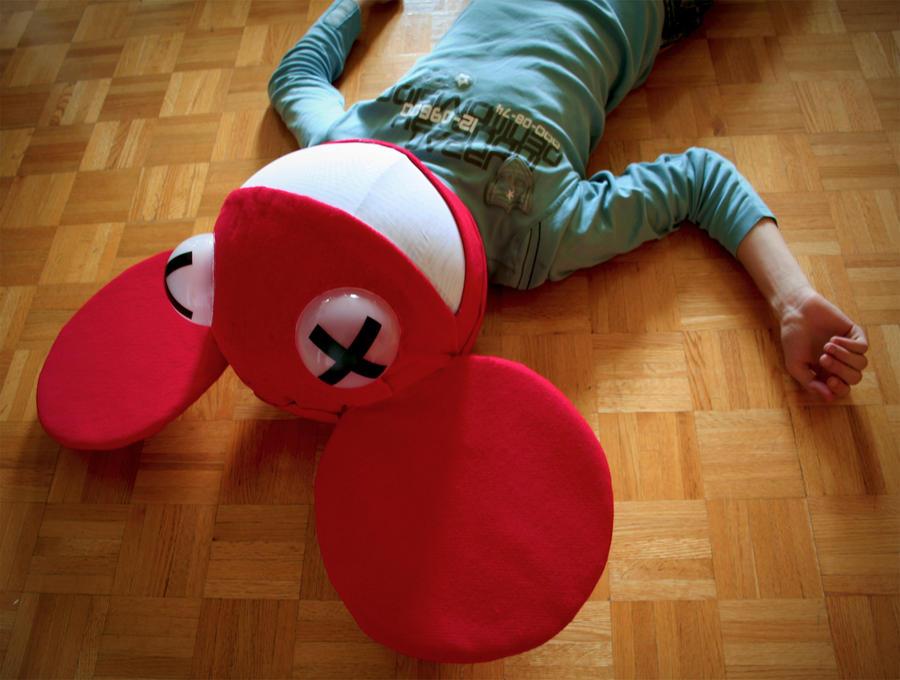 My Deadmau5 Head by Ph0Xy