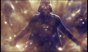 Darth Vader Sign by Jabbawocke