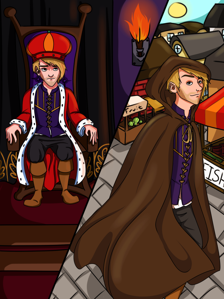 King Arthur by BewareNerdyZombies