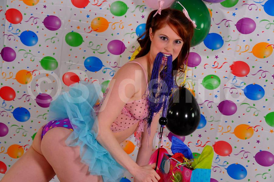 Birthday Girl 2 by sydeline