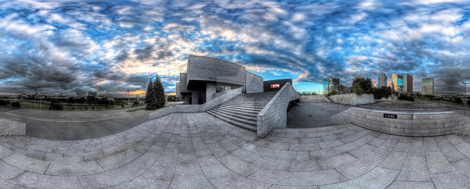 National Gallery of Art. HDR by panomakers