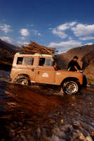 LAND ROVER by kaveh67