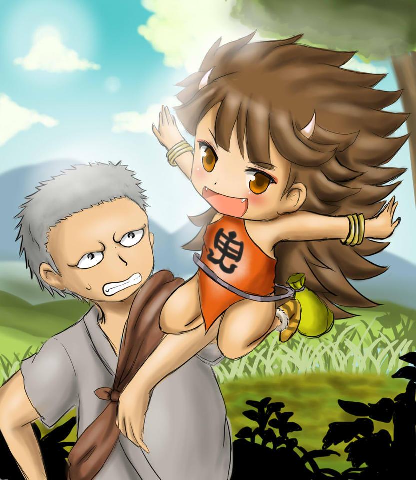 FanArt: Oboro Muramasa: Genroku Legends by XenonCytomander