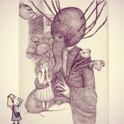 Elephantical by skycrap