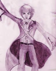 Mr. Vampire by Miysabi