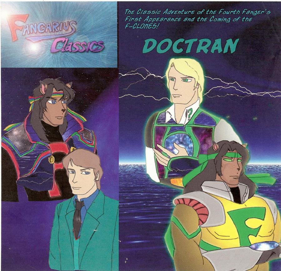 Doctran Cover Art
