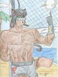 Fanger at the Beach