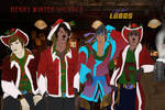 Fangarian Holidays: Tejas LOBOS Winter Saloon