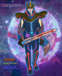 RIPLEY: Forgotten Dimensions - Zach Kishi
