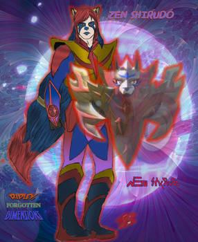 RIPLEY: Forgotten Dimensions - Zen Shirudo