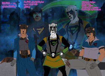Fangarian Worlds: Persis BDE