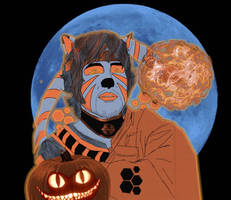 Project WONDERLAND: DesCartes Howl-O-Ween