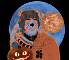 Project WONDERLAND: DesCartes Howl-O-Ween