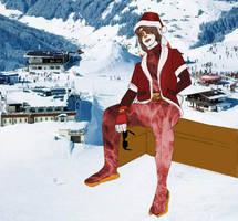 Fangarian Holidays: Dante's WinterWonderland 2