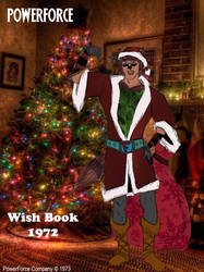 Fangarian Holidays: Dynamo's Wish Book Cover