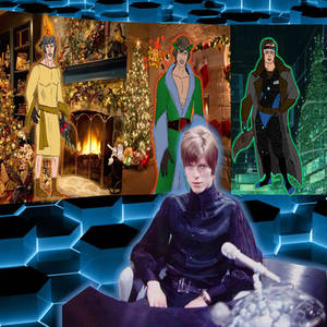 Fangarian Holidays: Bowie's Christmas Carol