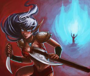 Phi - NE Warrior