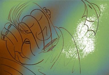 Lunar Sleeper by bradmesz