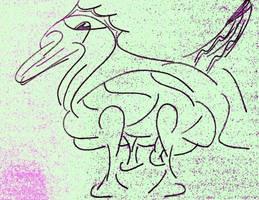 Special Swan by bradmesz