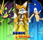 Sonic and Tails Crystallization (Teaser) by EVOHeaven