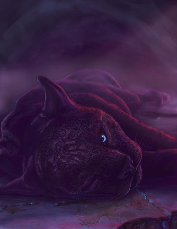 She Wakes by CapriciousFish