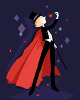 Tuxedo Pearl by HomoSerek