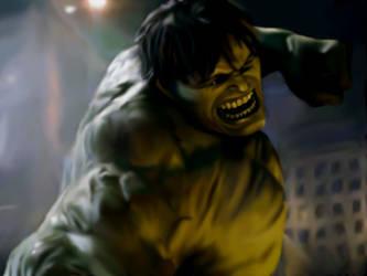 Hulk by callyrose