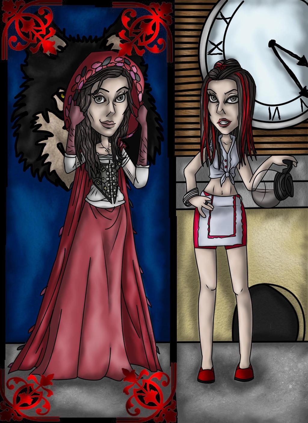 RWBY - Ruby Rose by SSgt-LuLZ on DeviantArt  |Ruby Red Fan Art
