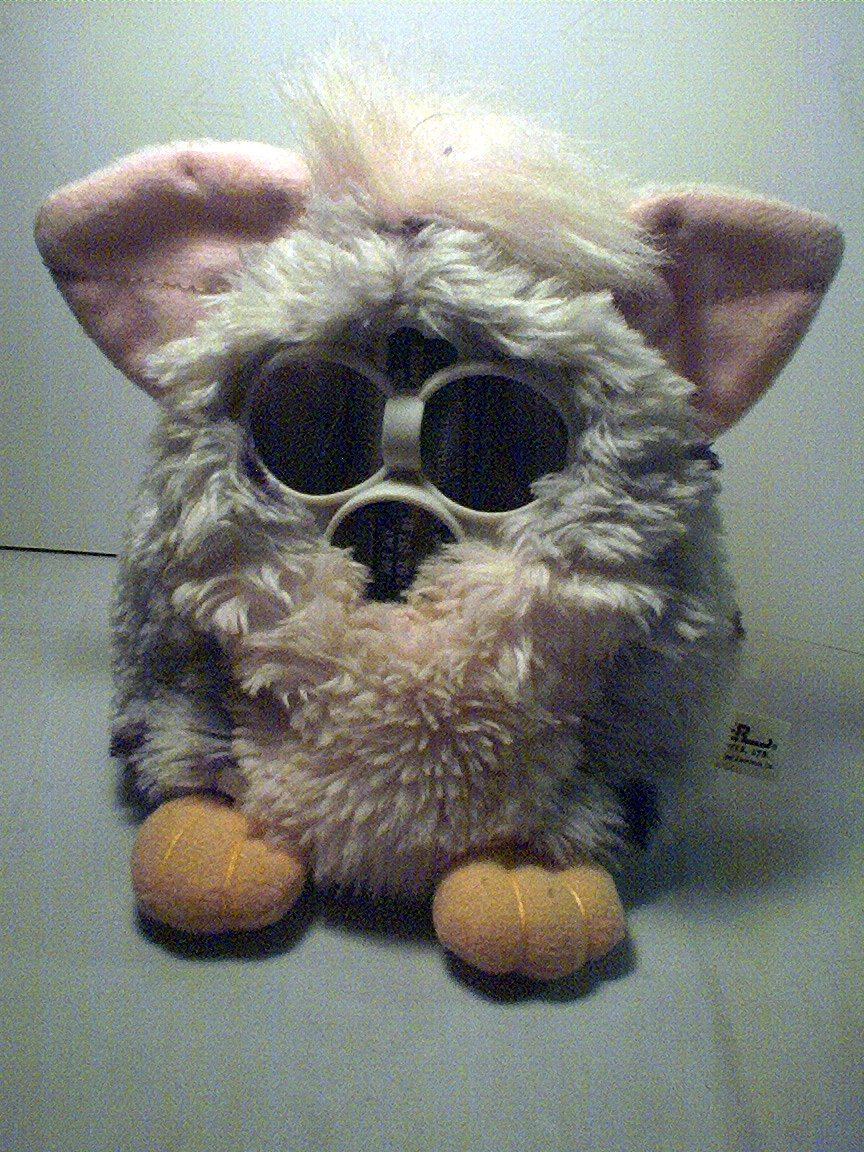 Dead Furby Ii By Rollaj On Deviantart
