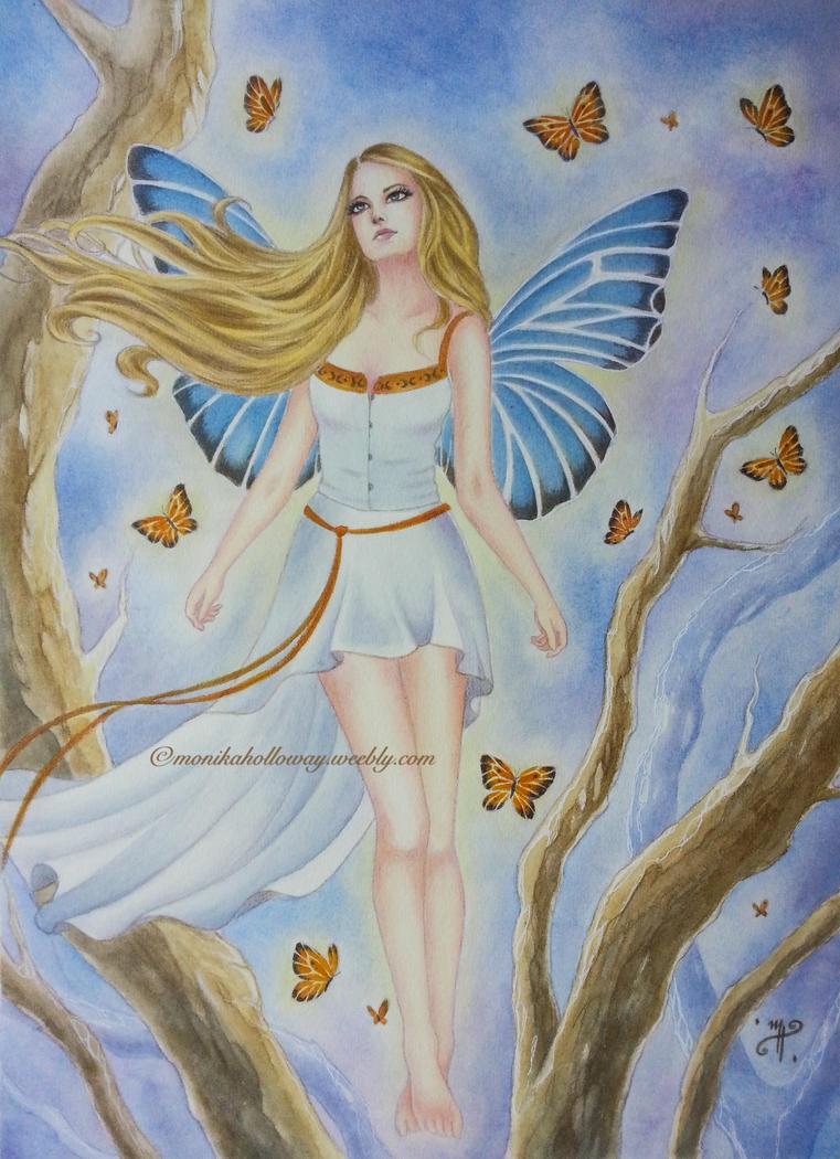 Dreams Take Flight by monikaholloway