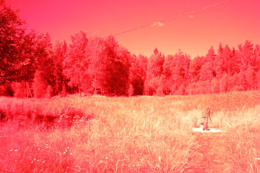 My first attempt on ir
