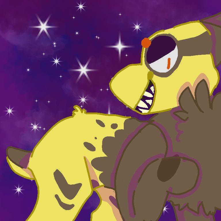 yellow boi by SuperCreamCake