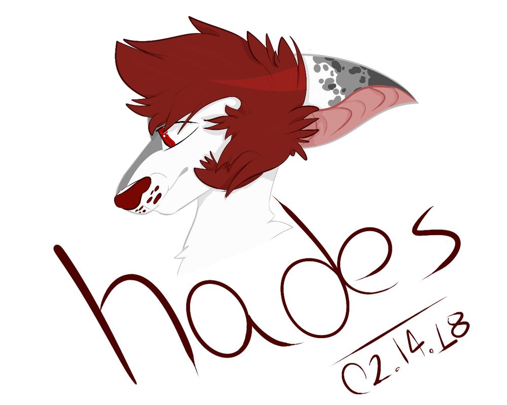 Hades- OC by SuperCreamCake