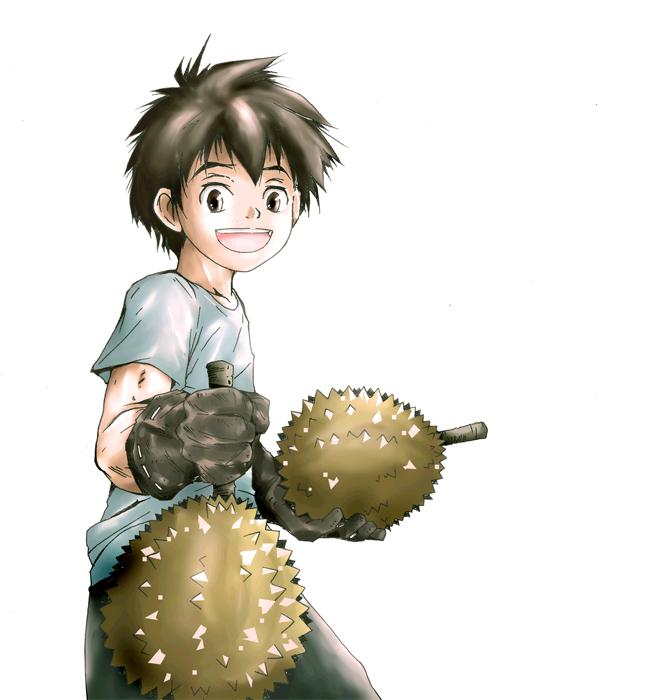 durian boy by 8sxpx