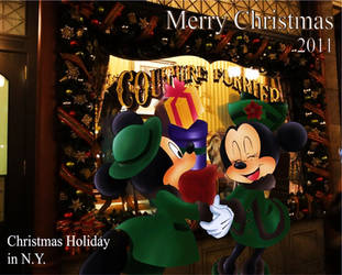 Merry Christmas by Piyo10M